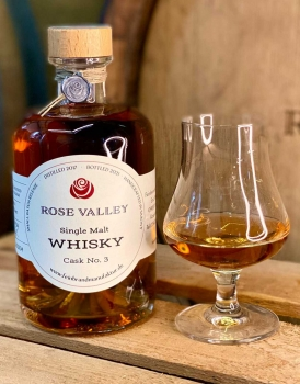 Single Malt Whisky - Oloroso Sherry - Cask No.3 -